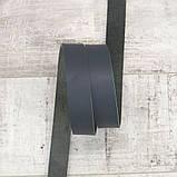Полоса из ременной кожи серая, фото 2