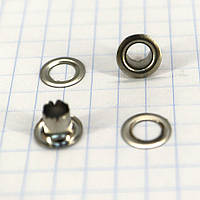 Люверс 4 мм никель a3806 (1000 шт.)