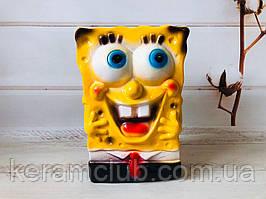 Керамічна скарбничка Губка Боб 24*17 см