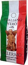 Кофе в зернах Italiano Vero Palermo (50% Арабика) 1 кг
