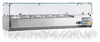 Витрина холодильная настольная Tefcold VK38-120