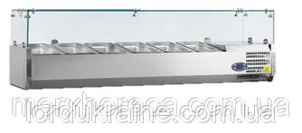 Витрина холодильная настольная Tefcold VK38-150