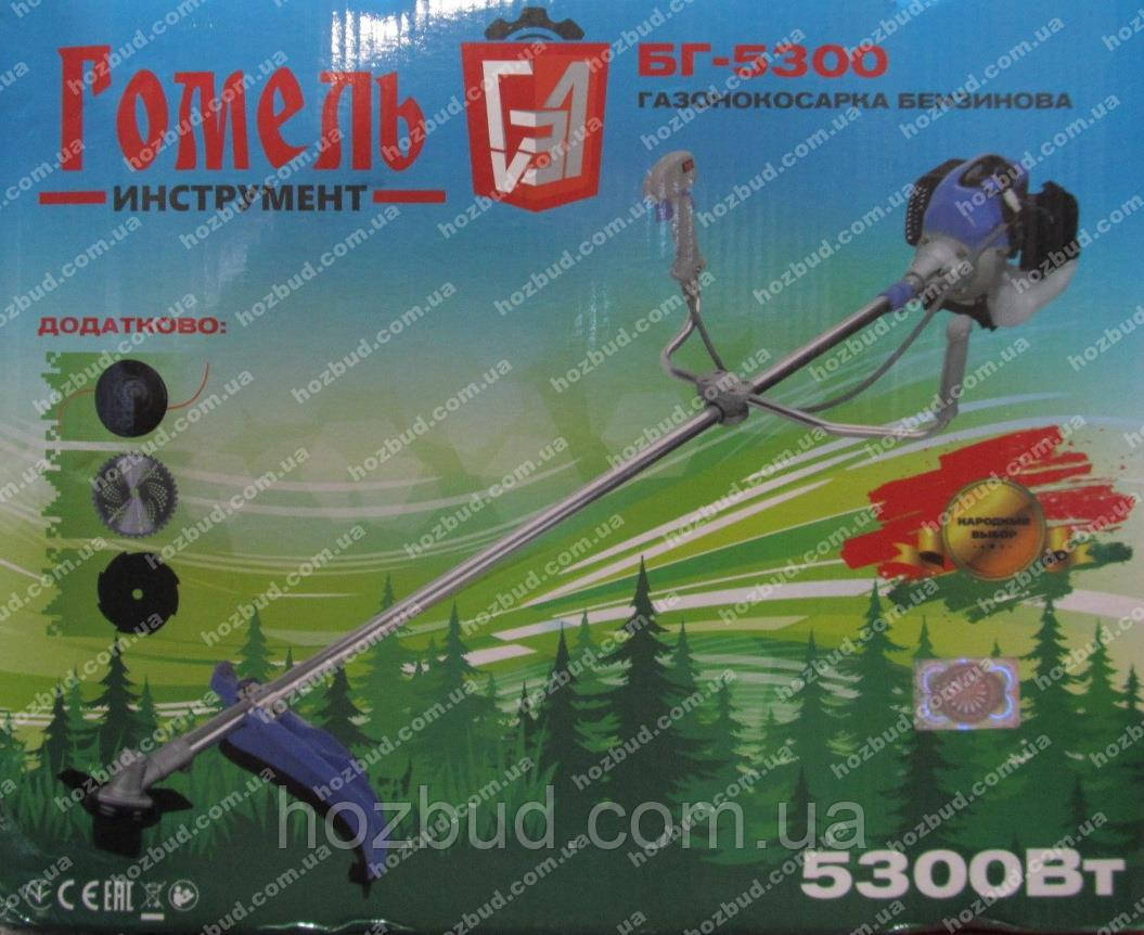 Бензокоса  Гомель БГ-5300