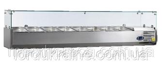 Витрина холодильная настольная Tefcold VK38-200