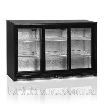 Барный холодильник TEFCOLD DB300S-3-P