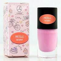 """Лак для ногтей """"Pastelle Nail Polish №5 (райская роза)"""" Ламбре / Lambre"""