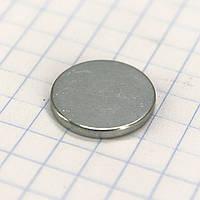 Магнит потайной 15*1,8 мм для сумок a4267 (20 шт.)