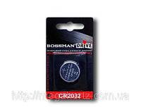 Батарейка таблетка CR2032 Bosmann