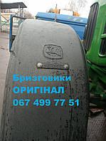 Крило Щиток бризговик на трактор або навантажувач, фото 1