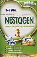 Молочный напиток  Nestle Nestogen 3 с 12 месяцев 700 гр.(Нестожен-3)