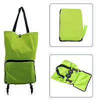 Складная сумка на колесах Calpak - сумка тележка