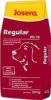 Josera Regular. Полноценный корм для взрослых собак. 20 кг