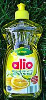 Мющее средство для посуды Alio Konzentrat Lemon