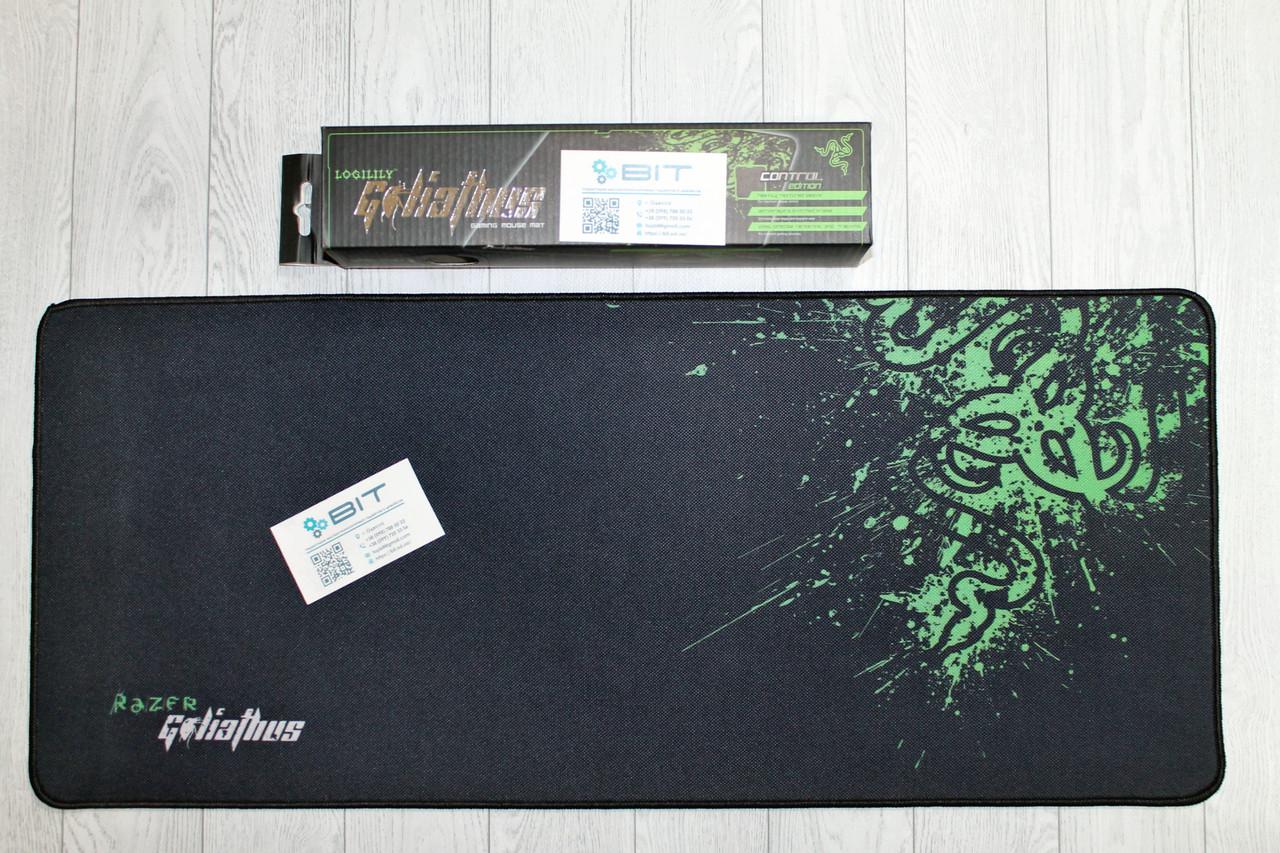 Игровая поверхность Razer Goliathus 70*30 см + фирменная коробка