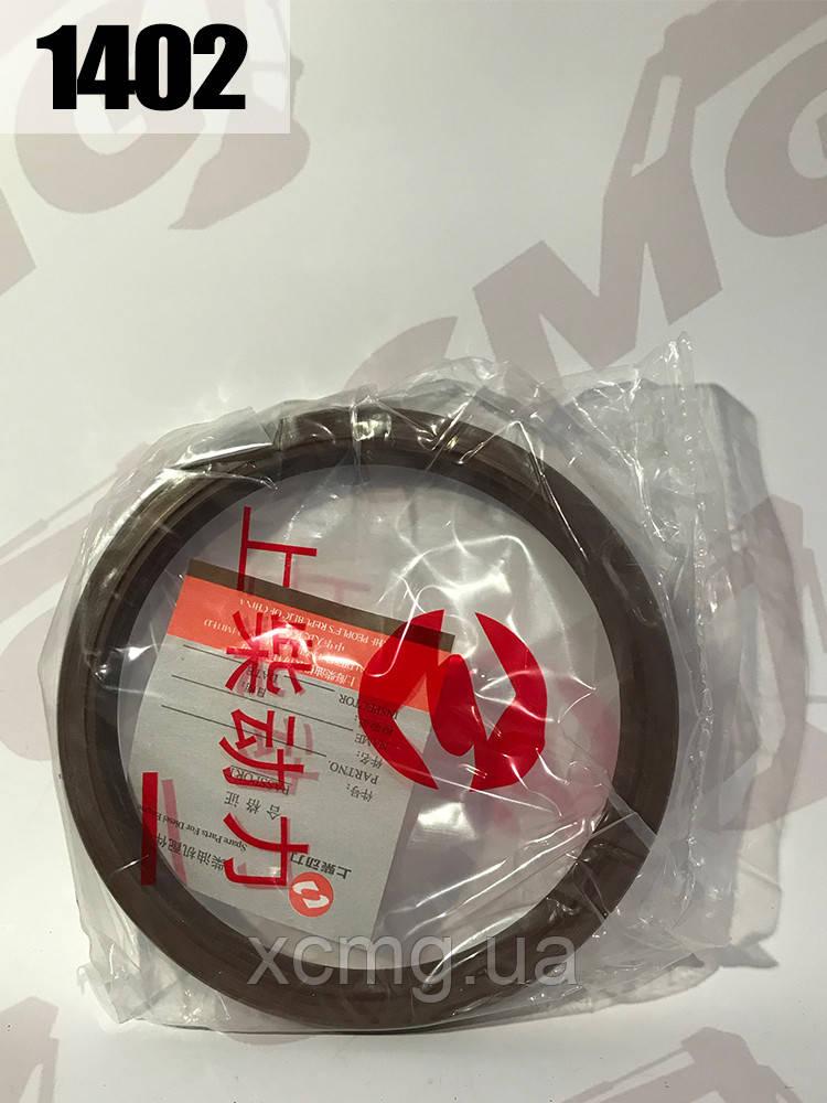 Сальник коленвала задній D02A-118-02B (130х150х14.5) двигуна Shanghai D6114