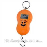 Кантер электронные весы рыбака безмен 40 кг Smile