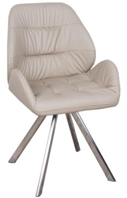 Поворотный стул Tenerife Бежевый  ТМ Nicolas