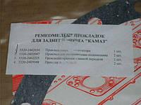 Ремкомплект моста заднего КАМАЗ (4 наимен.) (паронит 0.8) (Украина). 5320-2400000