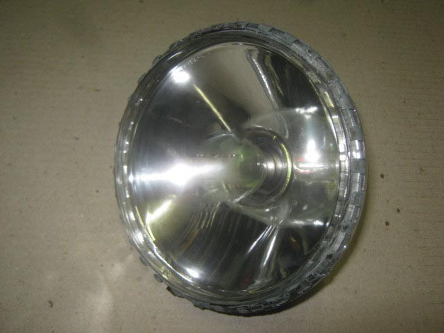 Фара ГАЗ 66 левая=правая гладкое стекло (ОАТ-ОСВАР). ФГ16-3711200