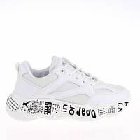 Легкие белые женские кроссовки  SOPRA 93-68 WHITE KOGA весна 2020, фото 1