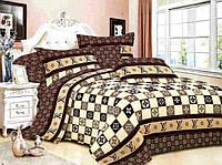 Двухспальный комплект постельного белья бязь 175х215 см  Постельный набор