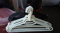 Плечики-вешалки пластик 38см