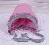 Демисезонный комплект одежды для новорожденных девочек Mini, 6-ти предметный, фото 6