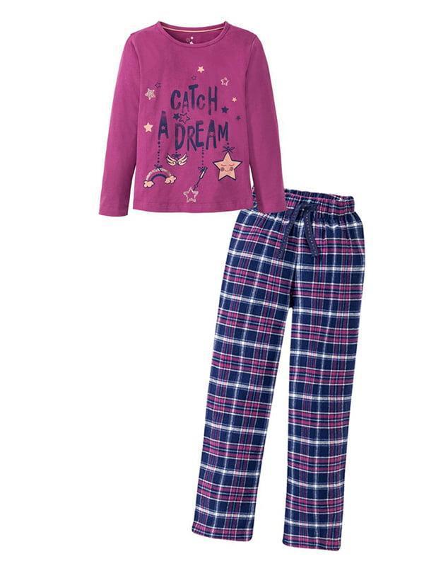 Пижама Lupilu на девочку 4-6 лет