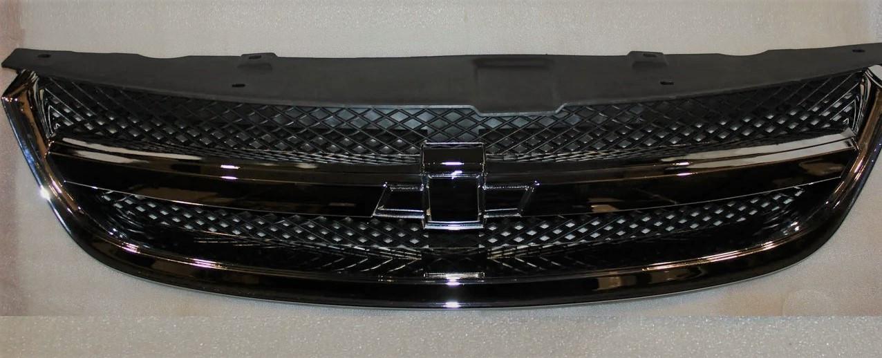 Решітка радіатора Lacetti седан grog Корея