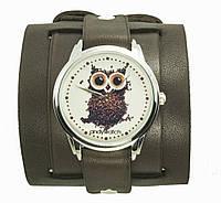 Наручные часы AndyWatch Сова из кофе арт. AW 520