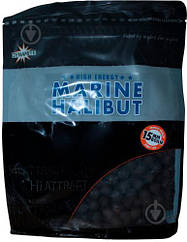 Бойлы Dynamite Baits Marine Halibut Fresh Sea Salt 15мм 1000 г палтус DY245