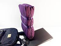 Защитный чехол для ноутбука, фиолетовый. Защищает от ударов и падений., фото 1