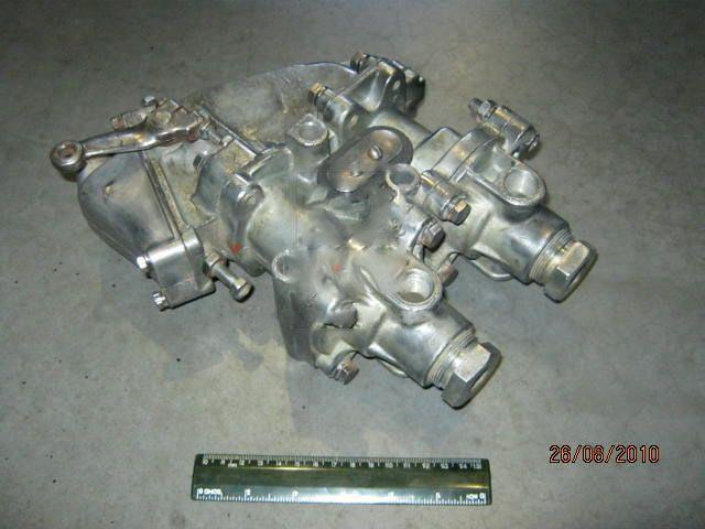 Кран тормозной 2-секц ЗИЛ 130. 131-3514010-Б