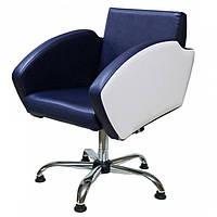 Стильное кресло для клиентов салона красоты мод Лира (Lira) Парикмахерские кресла оригинальной формы