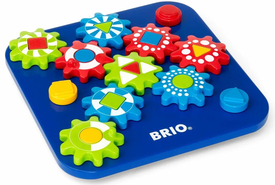 BRIO Пазл в виде шестерёнок 30188
