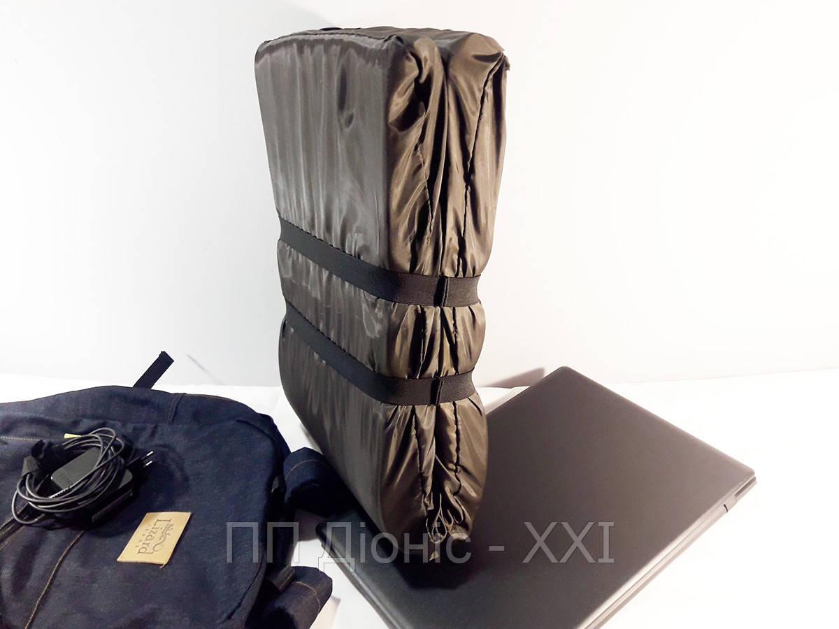 Защитный чехол для ноутбука, чёрный. Защищает от ударов и падений.