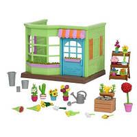 Игровой набор li'l Woodzeez Цветочный магазин (маленький) 6164Z
