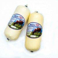 """Масло """"Селянське"""" 73% жиру, батон"""