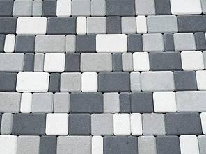 Тротуарная плитка «Старый город» 60/90/120/180х120 высота 60мм серая, фото 2