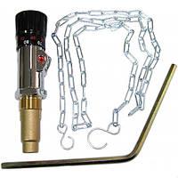 Механический регулятор тяги для котлов на твердом топливе Regulus RT4