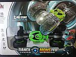 Переворачивающая машинка Dance Monster  (Зеленый), фото 4