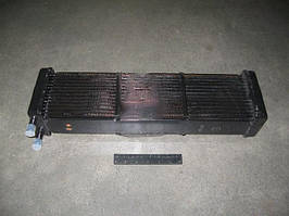 Радиатор отопителя УАЗ 3741 (медный) (3-х рядный) патрубок 16 мм (ШААЗ). 73-8101060-10
