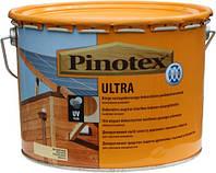 Pinotex Ultra 10л краска-лак Пинотекс Ультра «бесцветный»