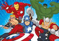 "Килимв дитячу кімнату ""Avengers Action"" - (Польща) TM ""Krystynka"""