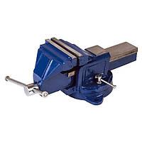 Тиски слесарные поворотные синие  200мм