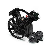 Головка компресорна V-подiбна 2-х цилiндровa 500 л/хв. 2,2 кВт