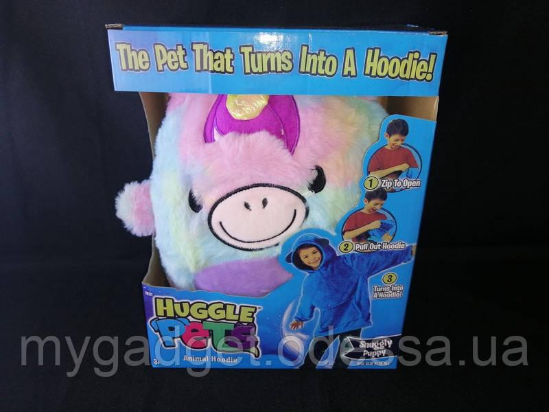 Детская толстовка Snuggly Putty 3-11 years (Единорог)