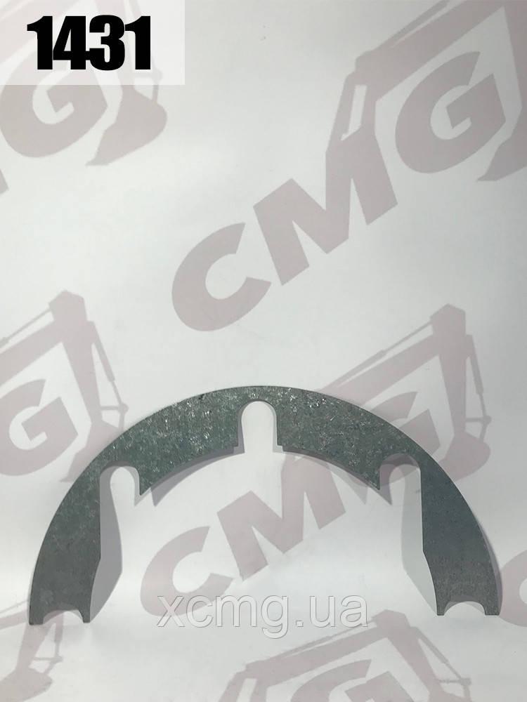 Прокладка регулювальна 85Z.06.14-3 фронтального навантажувача XCMG ZL50G