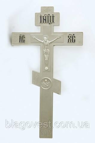 Крест напрестольный 2-6 никель