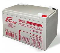 Аккумулятор Frime 12V / 12Ah для детских электромобилей